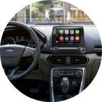 2018 ecosport connectivty