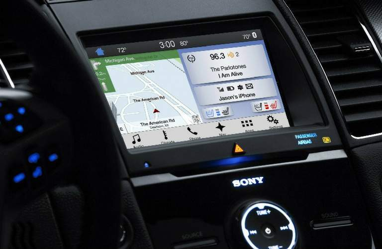 Taurus touchscreen