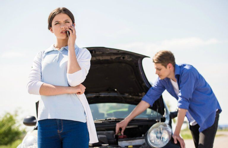 Ford extended service plan 24-hour roadside assistance
