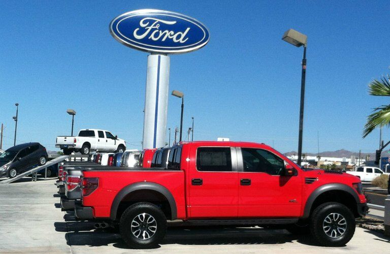Ford extended service plans