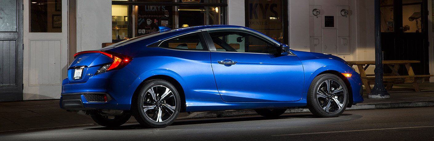 2017 Honda Civic Coupe Meridian MS