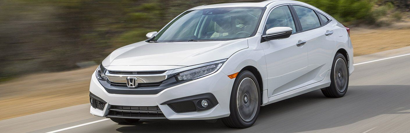 2017 Honda Civic Sedan Meridian MS