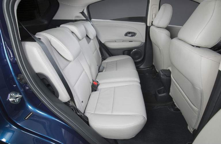 2018 HR-V Backseat