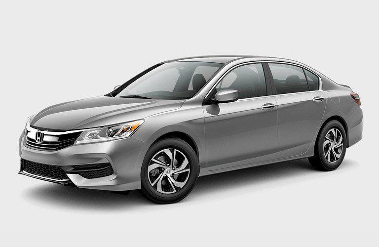 2017 Honda Accord Sedan LX silver