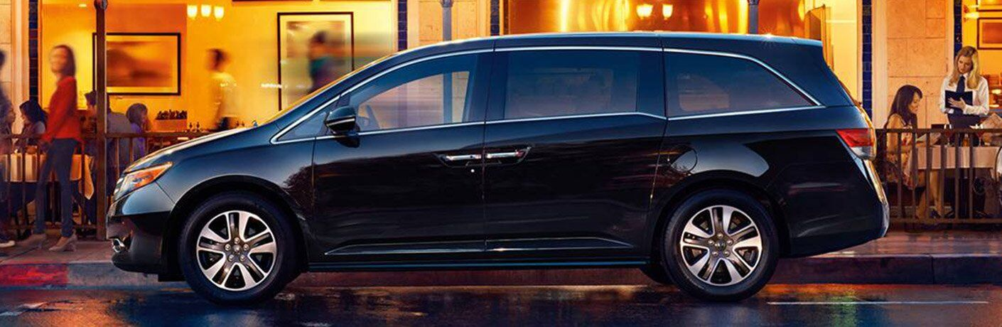 2017 Honda Odyssey Meridian MS