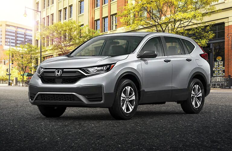 2018 Honda CR-V in Blue