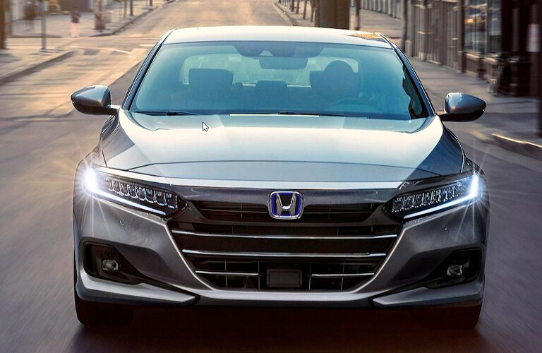 2022 Honda Accord Hybrid Front Grille and Headlights