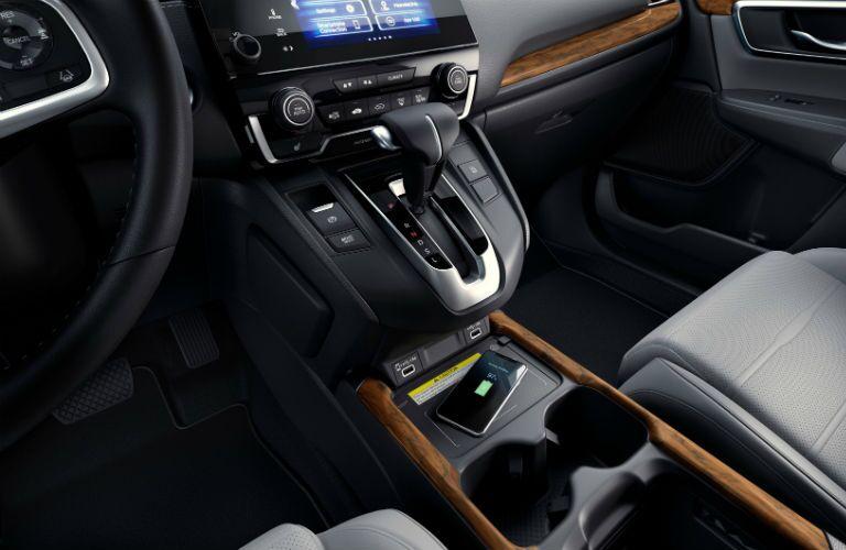 2021 Honda CR-V Center Console
