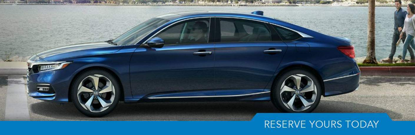 Reserve a 2018 Honda Accord Meridian MS