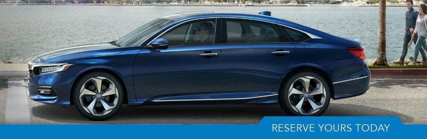 Reserve a 2018 Honda Accord Meridian MS