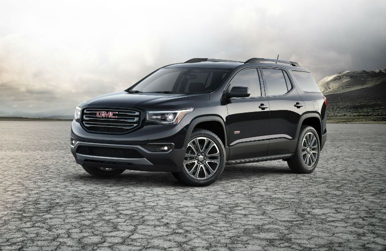 2017 GMC Acadia can have All Terrain package added
