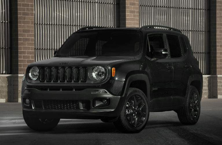 The 2017 Jeep Renegade comes in a variety of styles
