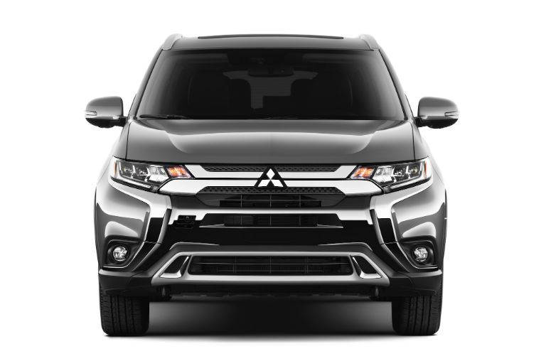 2019 Mitsubishi Outlander front end view