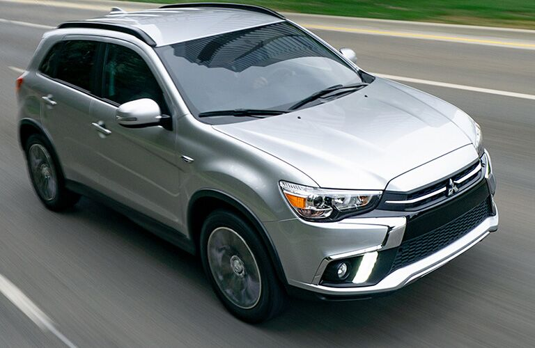 2019 Mitsubishi Outlander Sport full view