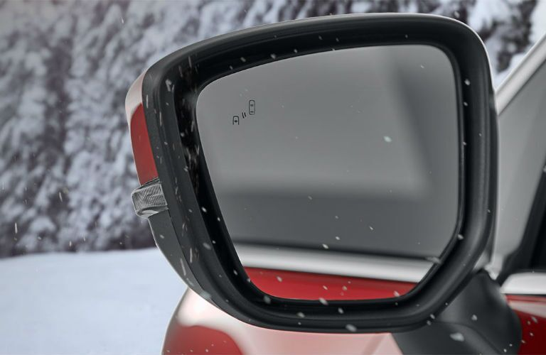2019 Mitsubishi Eclipse Cross heated exterior mirror with blind spot monitoring