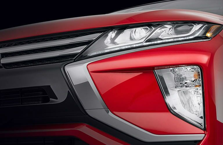 2019 Mitsubishi Eclipse Cross headlight