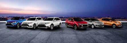 NEW Mitsubishi Selection