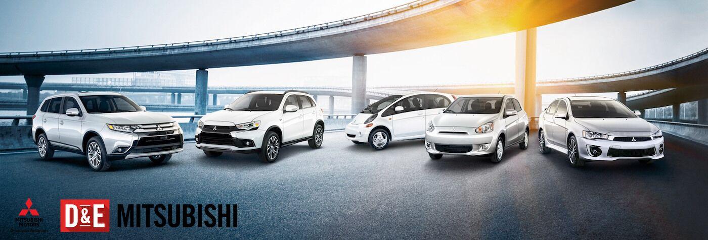 Why Buy D&E Mitsubishi Wilmington NC