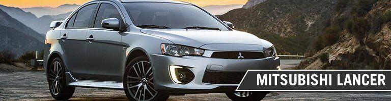 You may also like the 2017 Mitsubishi Lancer