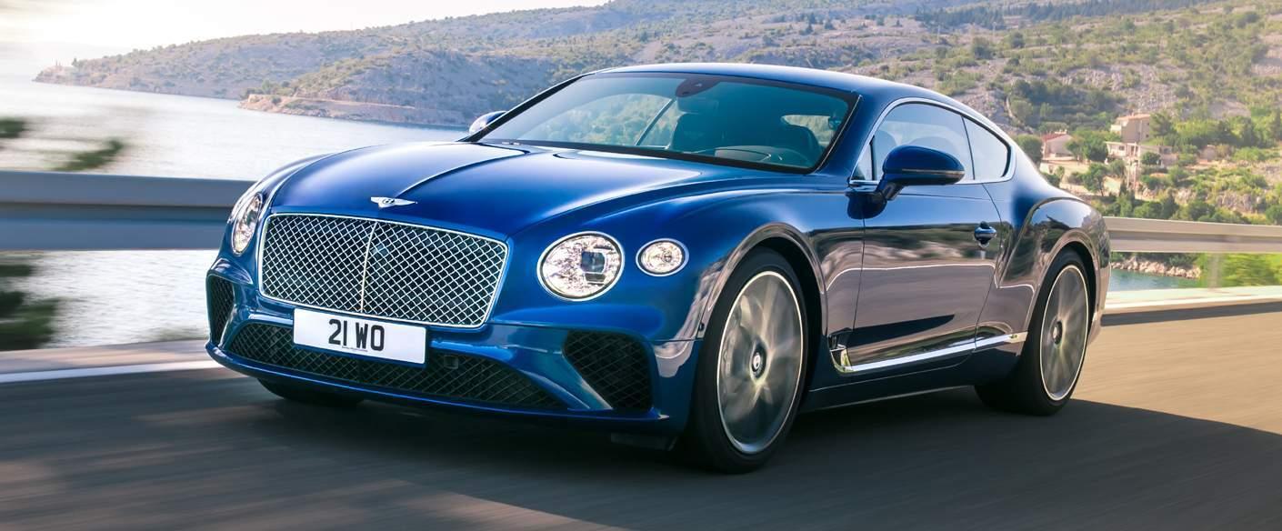 Superieur All New Bentley Continental GT Now Taking Orders   Bentley San Francisco U0026  Bay Area