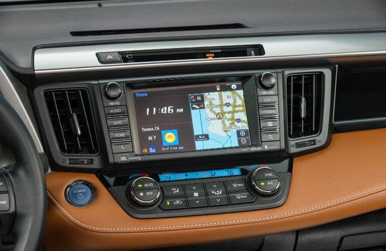 toyota rav4 2016 navigation system