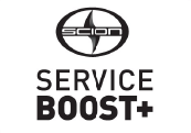Scion Service Boost Plus by Toyota