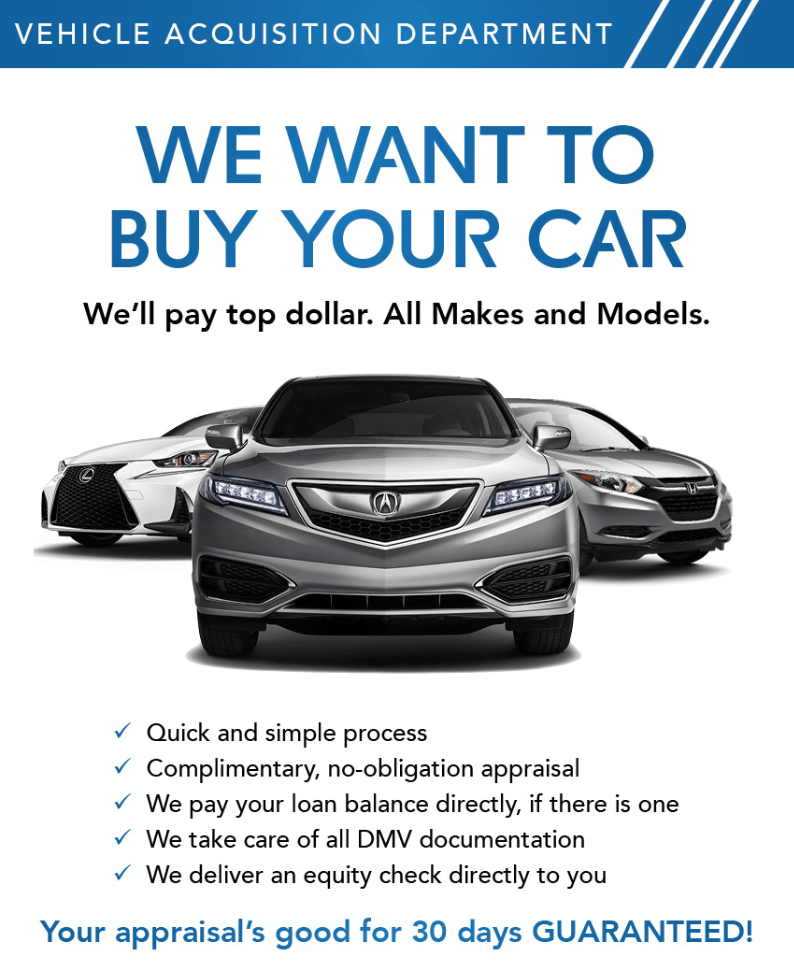 Seattle Washington Acura Dealership
