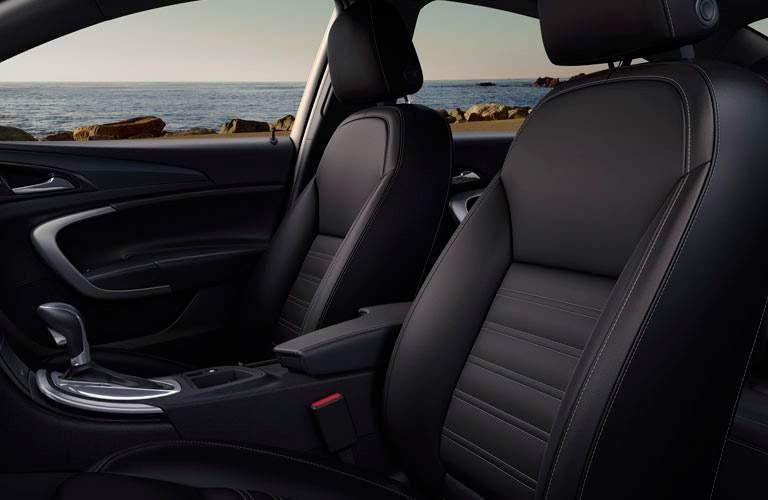 2017 Buick Regal Leather Interior