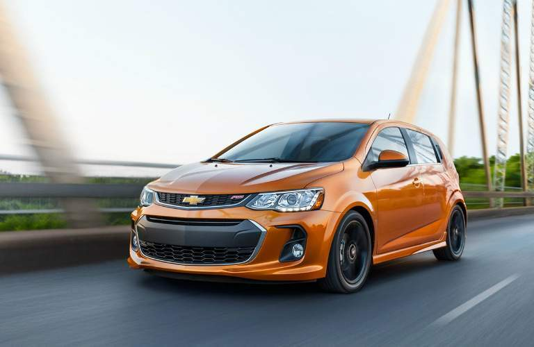 2017 Chevy Sonic in Patterson CA