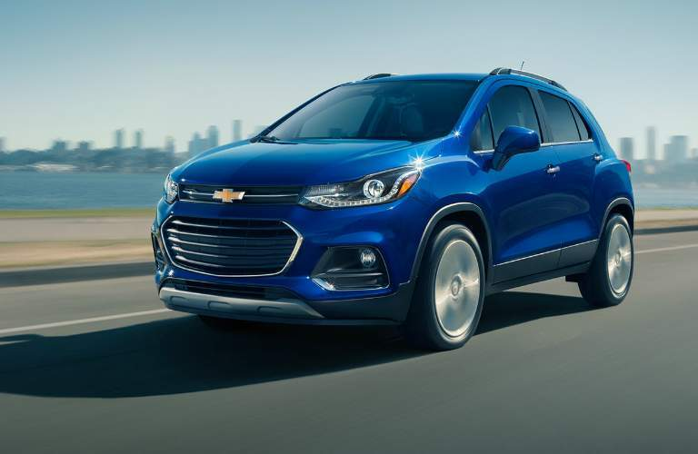 2017 Chevy Trax in Patterson CA