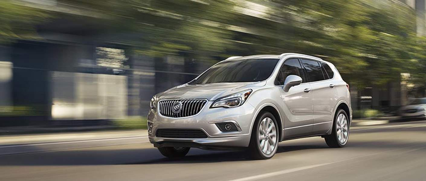 2017 Buick Envision Patterson CA
