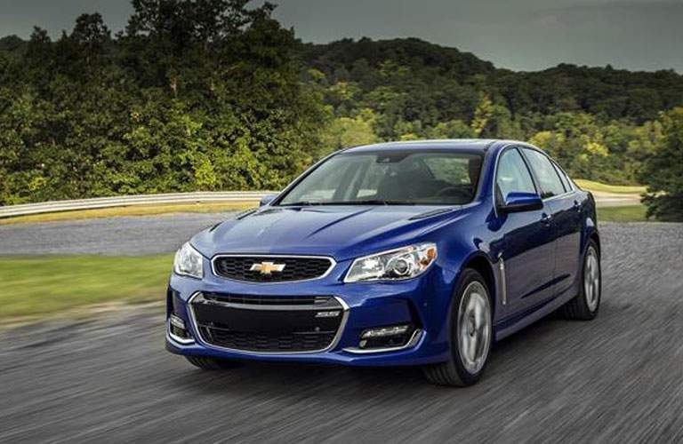 2017 Chevy SS in Patterson CA
