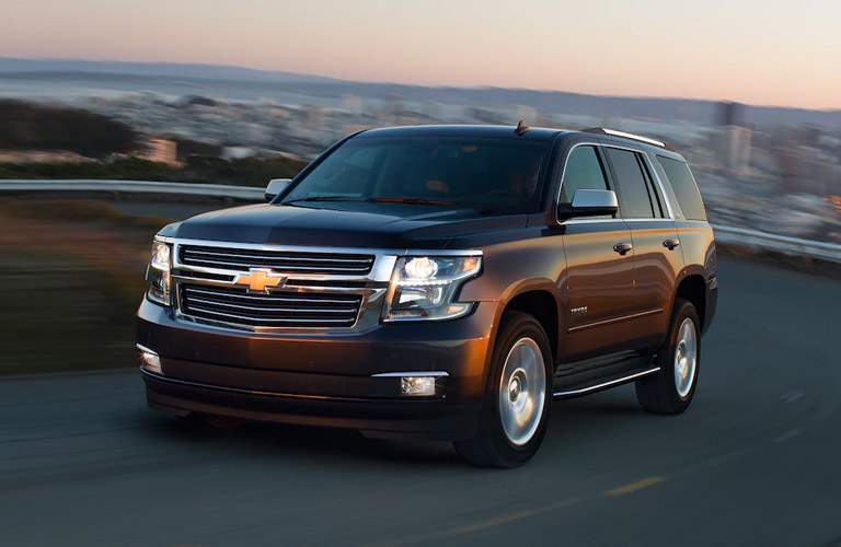 2017 Chevy Tahoe in Patterson CA