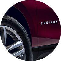 2018 Chevrolet Equinox circle badge