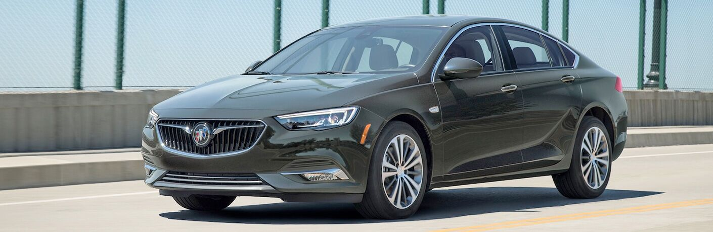 2019 Buick Regal Sportback Patterson Ca