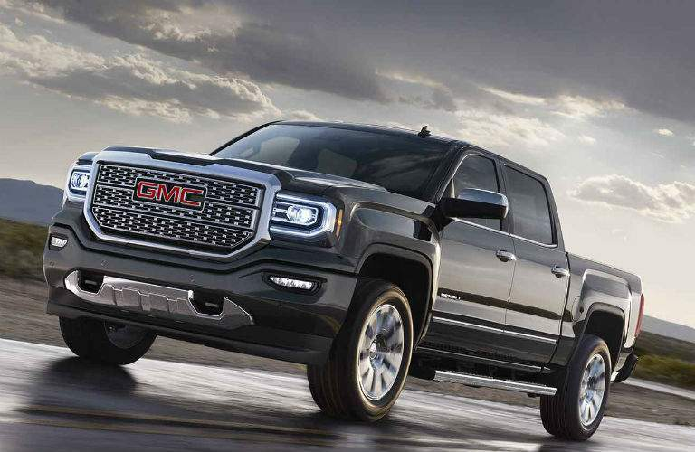 2018 gmc truck. perfect 2018 frontside profile of 2018 gmc sierra 1500 throughout gmc truck