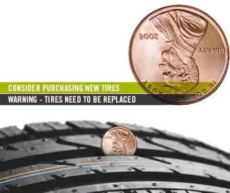 Tire Tread Bob Weaver Auto