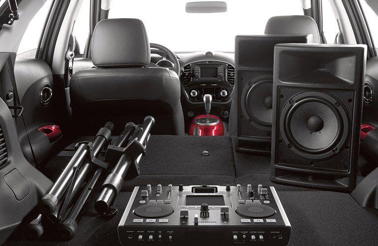2017 Nissan Juke Cargo Space