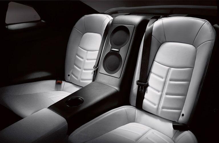 2020 nissan gt-r rear seats