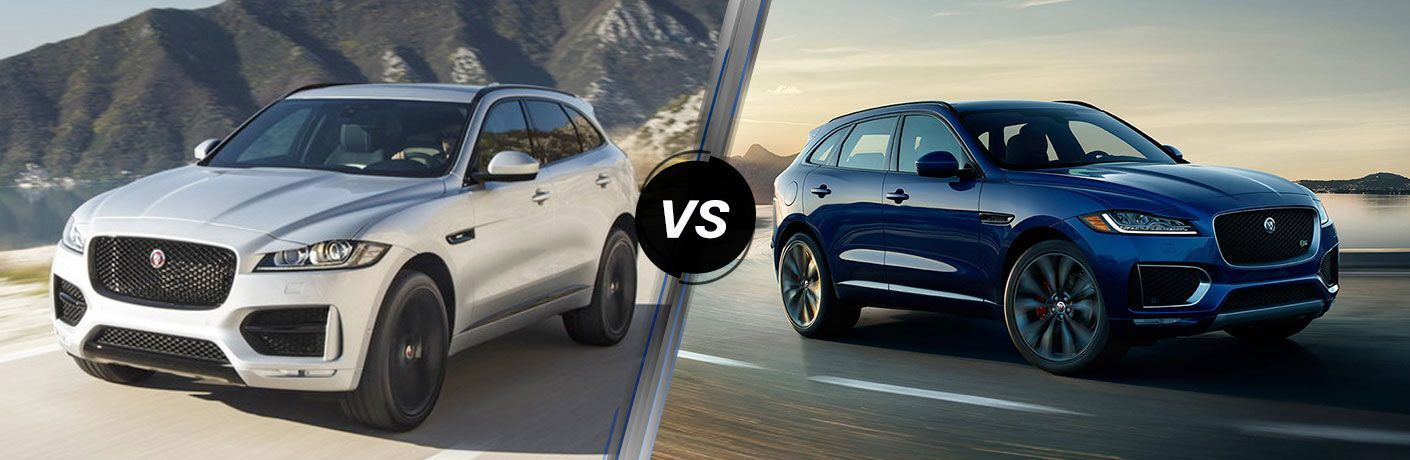 2019 jaguar f pace vs 2018 jaguar f pace rh jaguarstevenscreek com