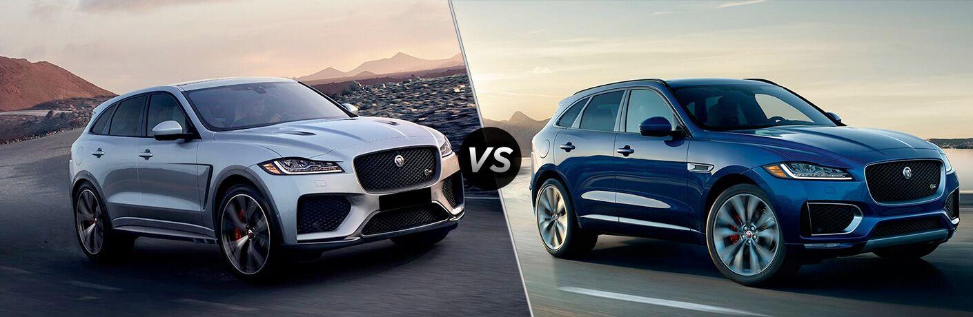 2020 Jaguar F-Pace vs 2019 Jaguar F-Pace