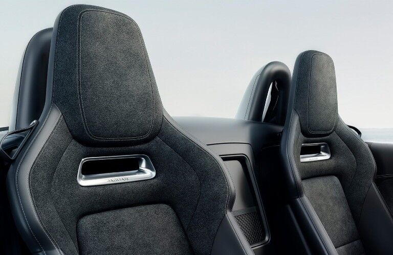 2021 jaguar f-type seats