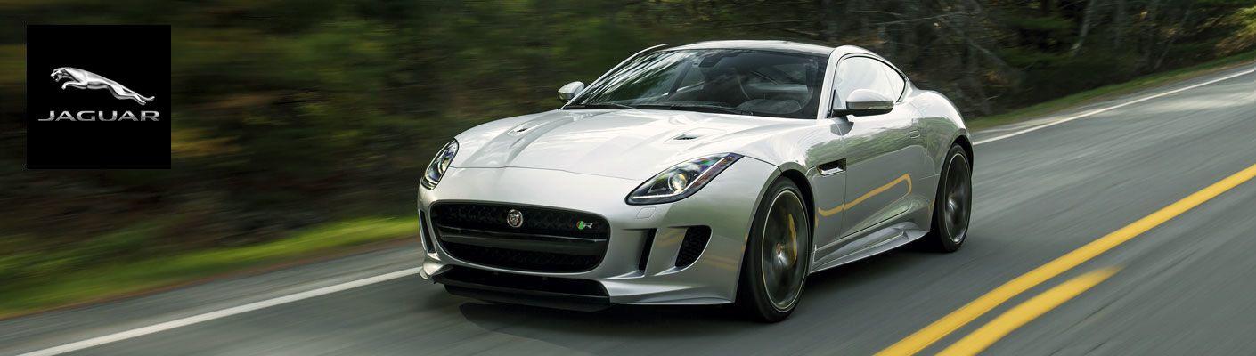 New Jaguar at Jaguar Stevens Creek