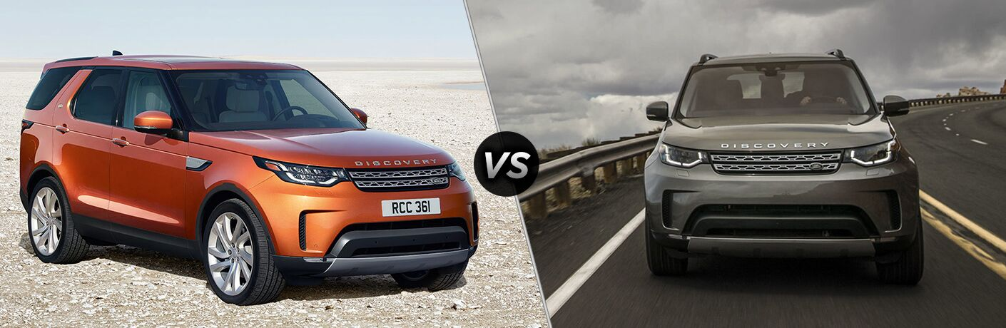 2020 Land Rover Range Rover Sport: Changes, Equipment, Price >> 2019 Land Rover Discovery Vs 2018 Land Rover Discovery