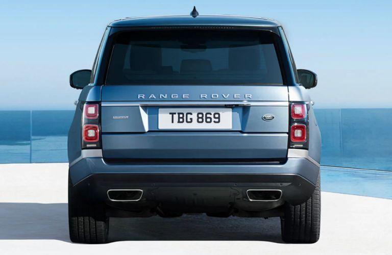 2020 Land Rover Range Rover rear