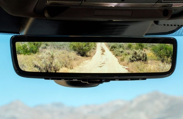 2021 Land Rover Discovery Sport Rearview Mirror