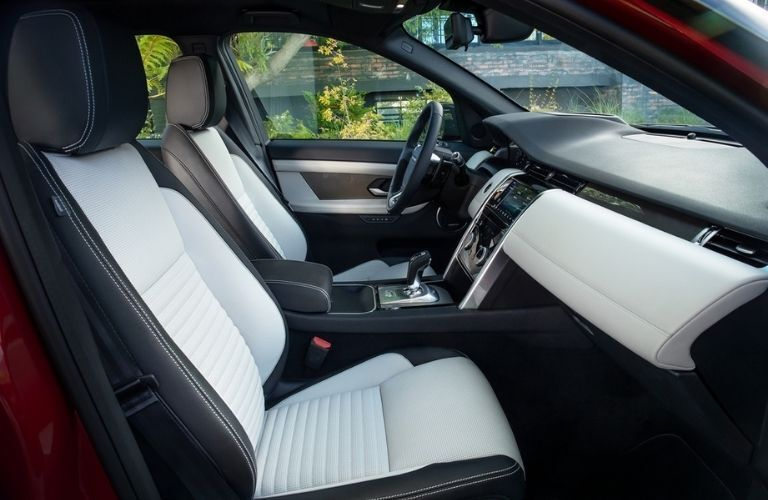 2021 Land Rover Discovery Sport Interior Seating