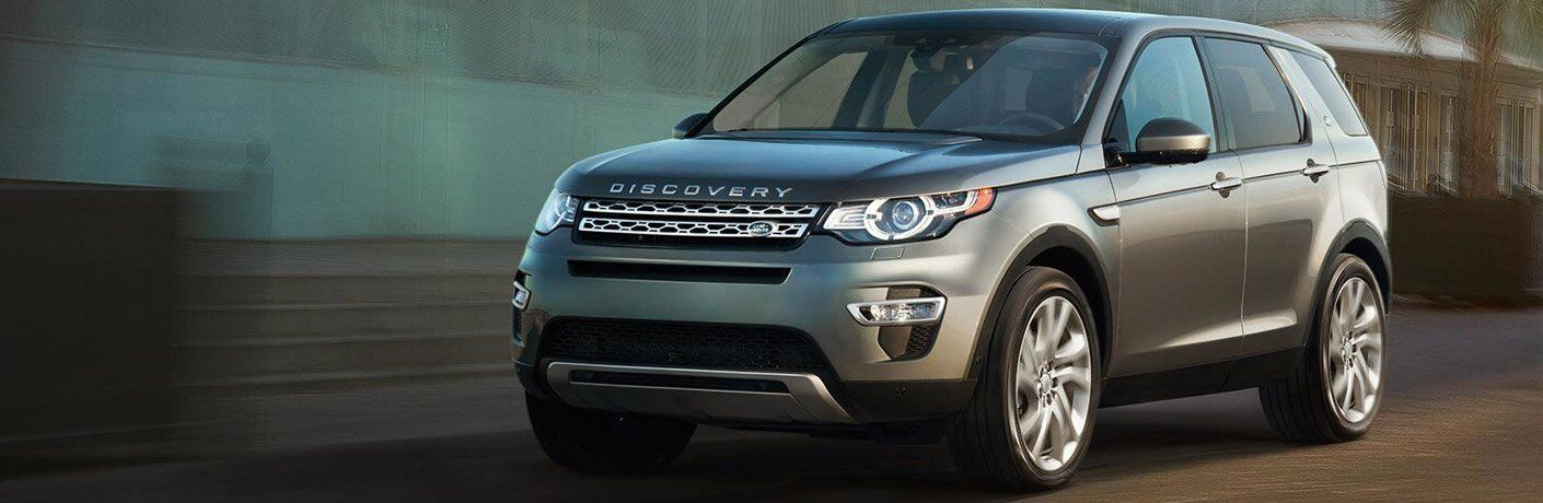 2017 Land Rover Discovery Sport Redwood City CA