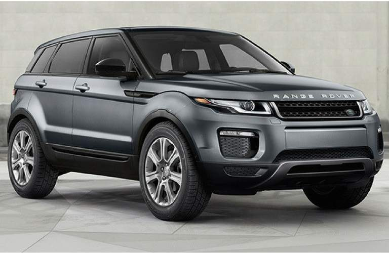 2018 land rover range rover evoque full view
