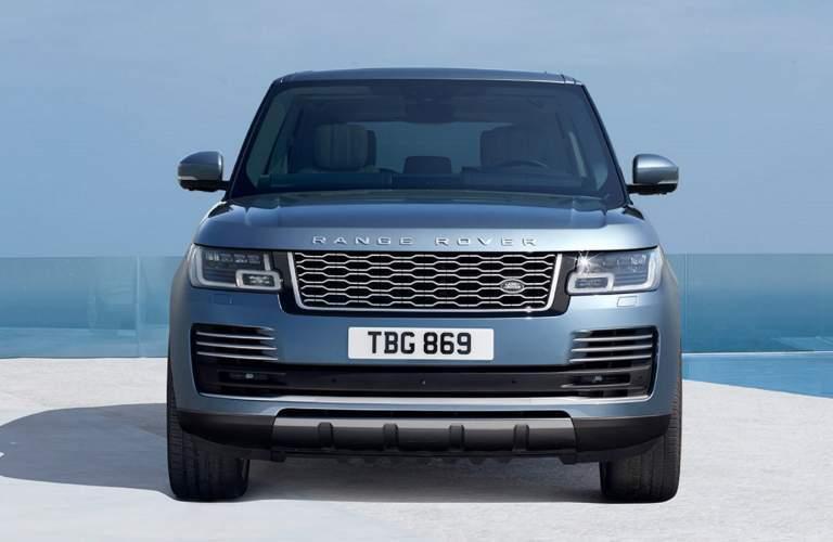 2018 Land Rover Range Rover Light Blue